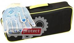 Фото 9 - Autoprotect Small Набор автомобилиста, сумка стандартная, 6 предметов + перчатки в подарок! 10