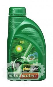 Фото 2 - BP Visco 2000 Минеральное моторное масло 15W-40
