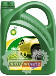 Фото 1 - BP Visco 3000 10W-40 Полусинтетическое моторное масло