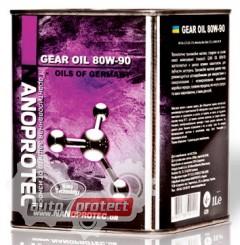 Фото 2 - Nanoprotec Gear Oil 80W-90 GL-4 Минеральное трансмиссионное масло