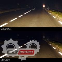 Фото 5 - Philips VisionPlus H4 12V 60/55W Автолампа галоген, 1шт 7