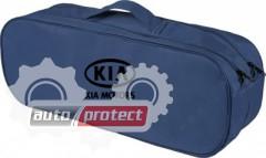 Фото 1 - Autoprotect Сумка автомобильная Kia, синяя