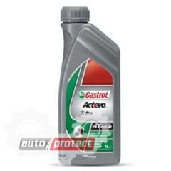 Фото 1 - Castrol Actevo X-tra 10W-40 4T Моторное масло для 4Т двигателей