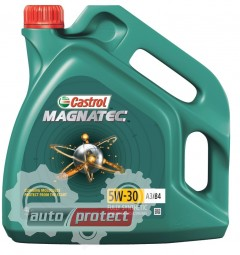 Фото 1 - Castrol Magnatec SAE 5W-30 A3/B4 Моторное масло