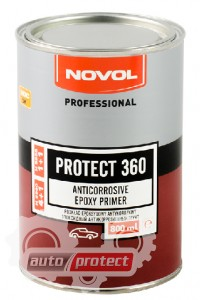 Фото 1 - Novol Protect 360 Грунт эпоксидный антикоррозийный