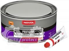Фото 1 - Novol PROFICYNK Шпатлевка на оцинкованые и алюминиевые поверхности