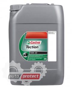 Фото 1 - Castrol Tection SAE 10W-40 Моторное масло