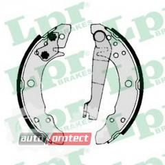 Фото 1 - LPR 00140 Тормозные колодки, к-т