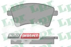 Фото 1 - LPR 05P1465 Тормозные колодки, к-т дисковые