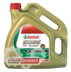 Фото 2 - Castrol Edge 5W-40 C3 Синтетическое моторное масло