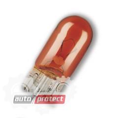 Фото 1 - Osram Original Spare Part 2827 12V 5W Автолампа для прозрачного фонаря указателя поворота, 1шт