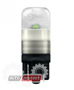 ���� 2 - Osram Ledriving Warm White 2850 W5W 12V 1W ��������� ������������, 2��