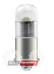 Фото 2 - Osram Ledriving Cool White 3850 T4W 12V 1W Автолампа светодиодная, 2шт