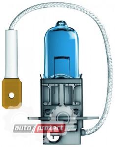 Фото 2 - Osram Cool Blue Hyper H3 12V 70W Автолампа галогенная, 2шт