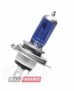 Фото 2 - Osram Cool Blue Hyper H4 12V 60/55W Автолампа галогенная, 2шт