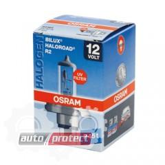 Фото 1 - Osram Original R2 12V 45/40W Автолампа галогенная, 1шт