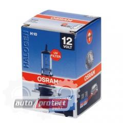 Фото 1 - Osram Original Spare Part 9145 H10 12V 42W Автолампа галогенная, 1шт