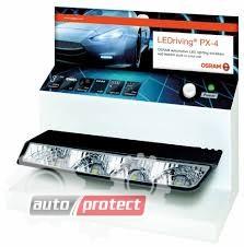 Фото 3 - Osram LEDriving PX-4 (LEDDRL 401) Светодиодные фары дневного света 6000K