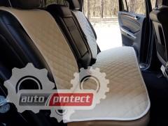 Фото 4 - Аvторитет Premium Накидки на передние и задние сиденья, бежевые