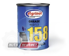 Фото 1 - Agrinol 158 Смазка литиевая универсальная