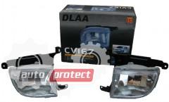 Фото 1 - DLAA CV-167 Противотуманные модельные фары Chevrolet /Lacetti/Optra 2006, 2шт