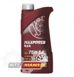 ���� 1 - Mannol SYNPOWER 4x4 SAE 75W-140 API GL-5 LS ��������������� �����