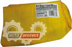 Фото 1 - Doctor Wax Ткань для полировки кузова автомобиля 60x35см