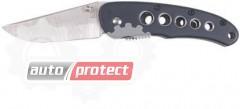 Фото 1 - Fox Outdoor Нож складной, черный