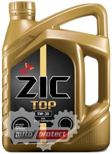 Фото 1 - ZIC TOP 5W-30 Моторное масло 1