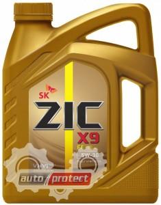 Фото 1 - ZIC X9 FE 5W-30 Моторное масло 1