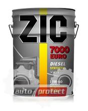 Фото 2 - ZIC X7000 AP 10W-40 Моторное масло