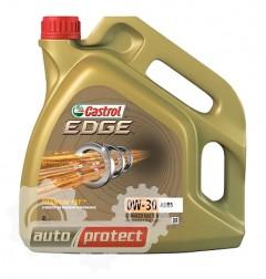 Фото 1 - Castrol Edge 0W-30 A5/B5 Синтетическое моторное масло Edge Titanium FST 0W-30 A5/B5