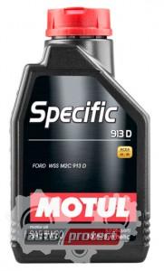 Фото 2 - Motul Specific 913 D 5W-30 Синтетическое моторное масло 2