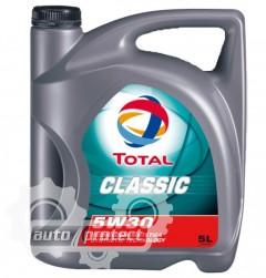 Фото 1 - Total Classic 5W-30 Синтетическое моторное масло
