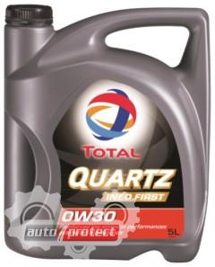 Фото 1 - Total Quartz Ineo First 0W-30 Cинтетическое моторное масло