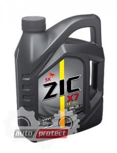 Фото 1 - ZIC X7 FE 0W-20 Синтетические моторные масла