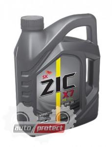 Фото 1 - ZIC X7 FE 0W-30 Синтетическое моторное масло