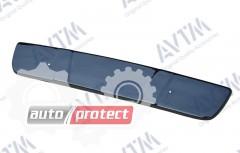 Фото 1 - AVTM Зимняя накладка глянцевая Citroen Berlingo '96-03, верх решетка