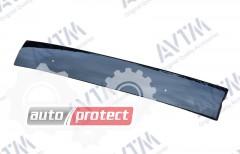 Фото 1 - AVTM Зимняя накладка глянцевая Citroen Berlingo '04-08, бампер низ