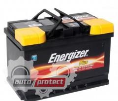 Фото 1 - Energizer Plus 570 410 064 EN640 70Ah 12v +/- Аккумулятор автомобильный