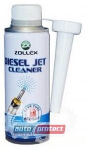 Фото 1 - Zollex DS25J, Очиститель форсунок дизельного двигателя, 250мл