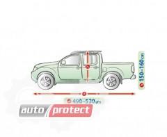 Фото 2 - Kegel-Blazusiak Mobile Garage Тент автомобильный на пикап без кунга PP+PE, XL