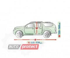 Фото 2 - Kegel-Blazusiak Mobile Garage Тент автомобильный на пикап с кунгом PP+PE, XL