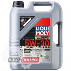 Фото 2 - Liqui Moly Special Tec DX1 5W-30 синтетическое моторное масло