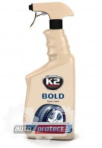 Фото 2 - К2 Bold Очиститель шин