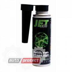 Фото 2 - Jet100 JET 100 Fuel Stabilizer стабилизатор дизельного топлива