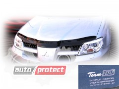 Фото 1 - Heko Дефлекторы капота  VW Touran 2003 -2006 , на зажимах