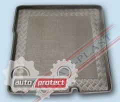 Фото 2 - TM Rezaw-Plast Коврики в багажник Chevrolet Aveo 2011-> резино-пластиковые, хетчбэк, черный, 1шт