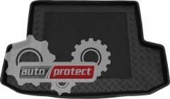 Фото 1 - TM Rezaw-Plast Коврики в багажник Chevrolet Aveo II 2006-2011-> резино-пластиковые, седан, черный, 1шт