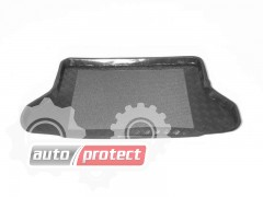 Фото 3 - TM Rezaw-Plast Коврики в багажник Chevrolet Lacetti 2004-> резино-пластиковые, комби, черный, 1шт
